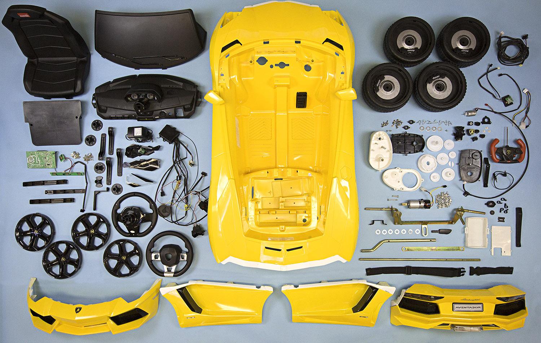 Lamborghini Aventador Teardown Gallardo Fuse Box