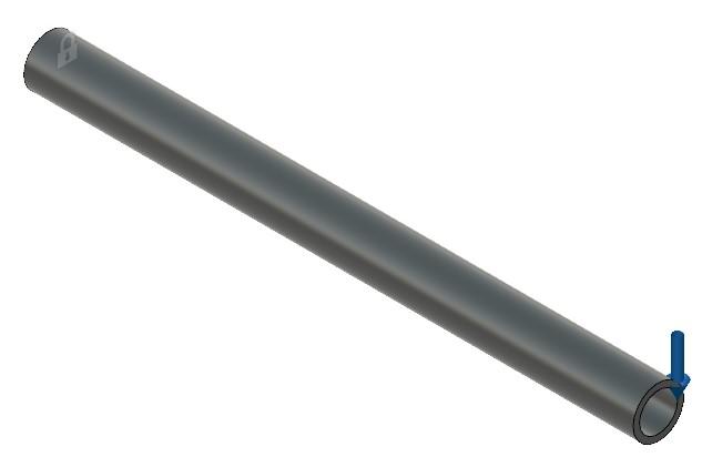 FEA setup tube