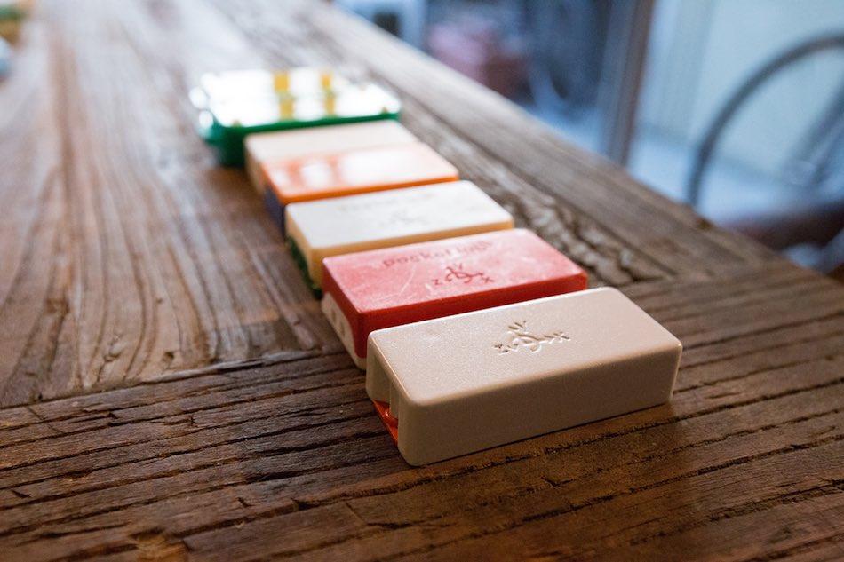 PocketLab Prototypes