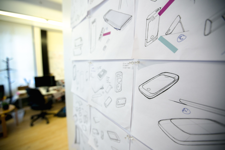 iPhone case sketches
