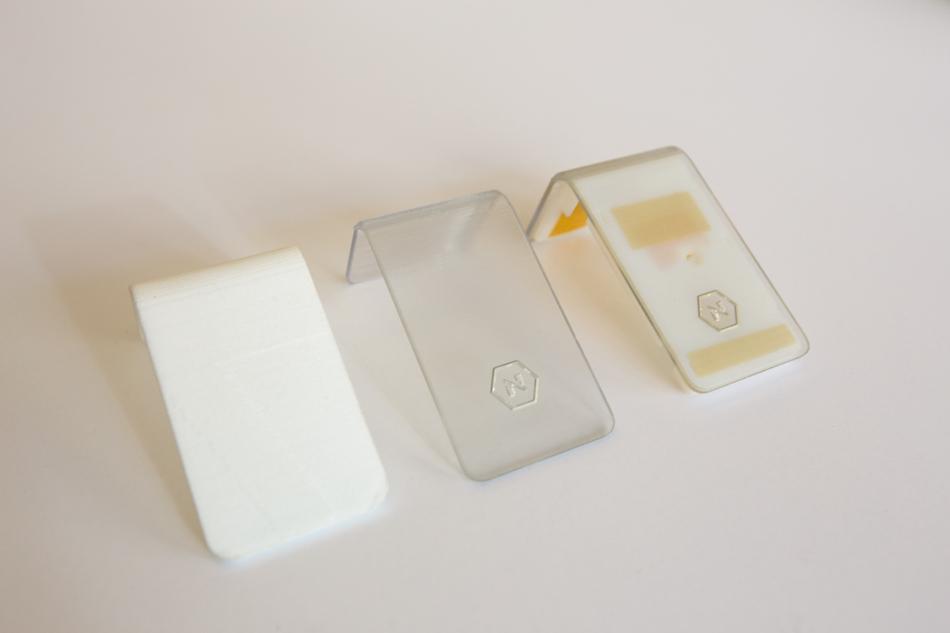 smart plug 3d printed prototypes