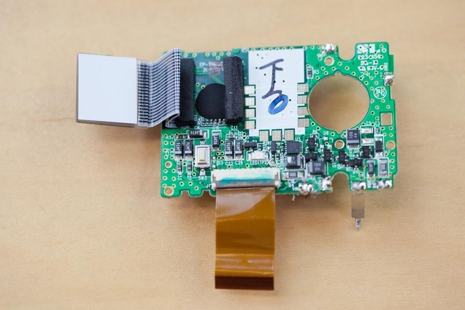 gopro hero circuitboard