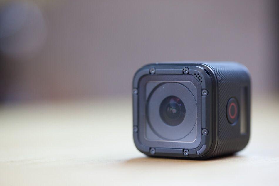 GoPro session camera