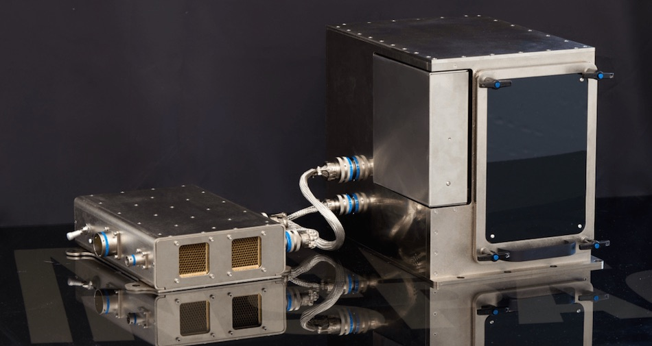Made in Space Zero-G printer