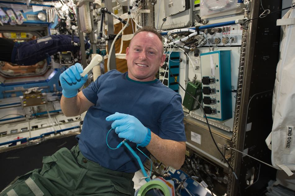 NASA's 3D printed ratchet wrench