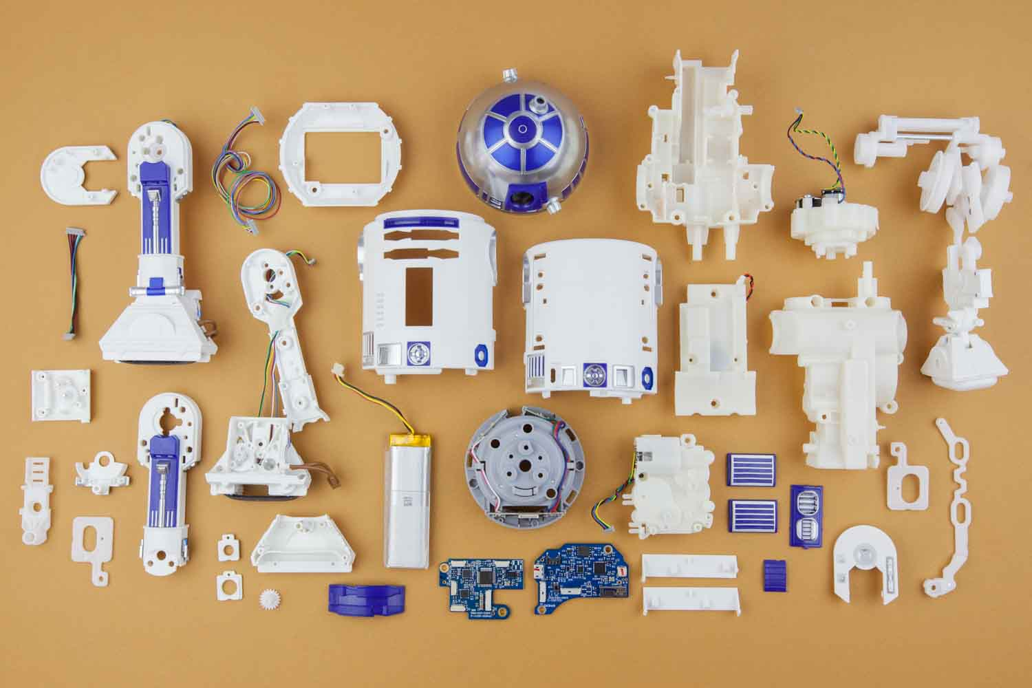 Sphero R2-D2 Teardown