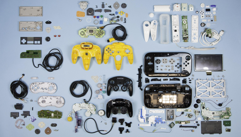 Nintendo Controller Teardown - Part 1
