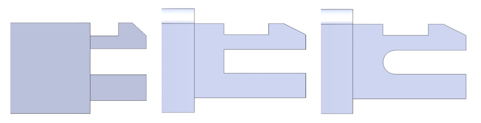 designs of drone legs