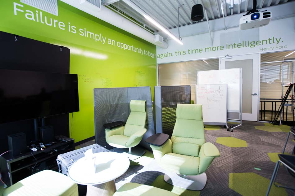 Insight Ford's Palo Alto Innovation Lab