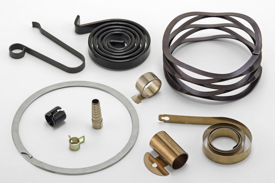 different types of springs