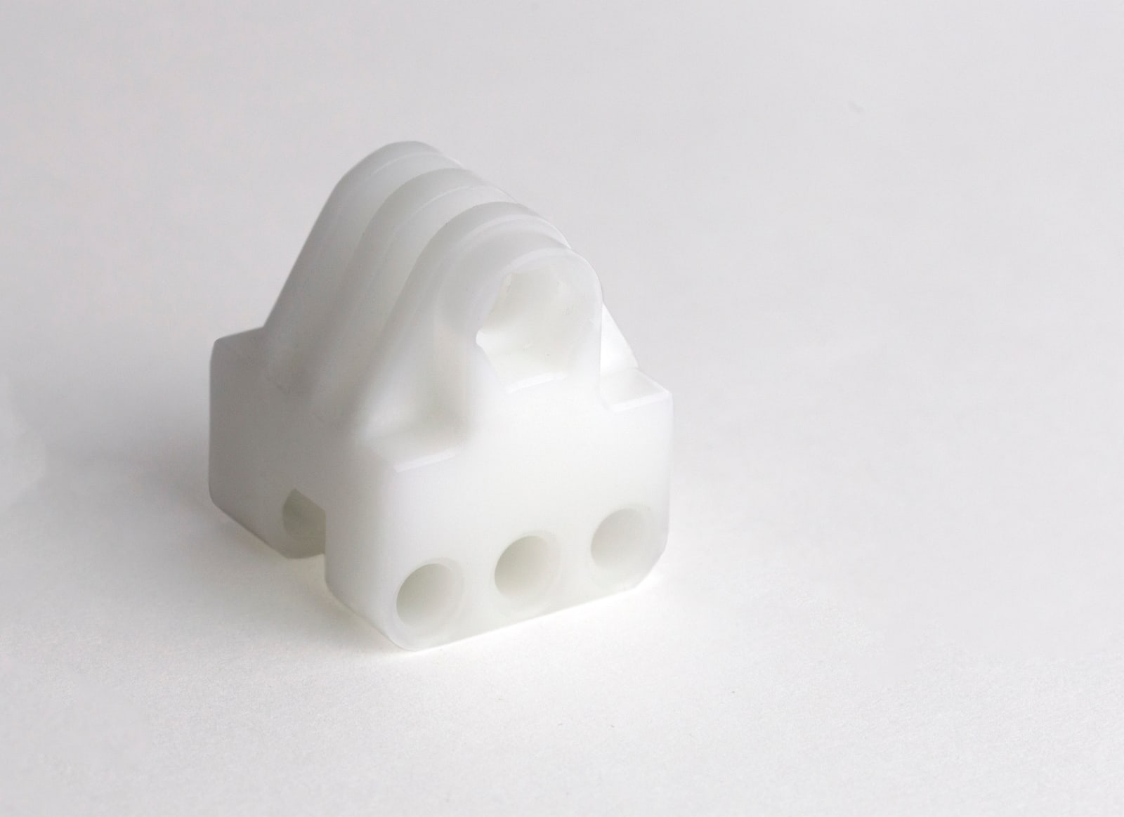 HDPE cnc machining material