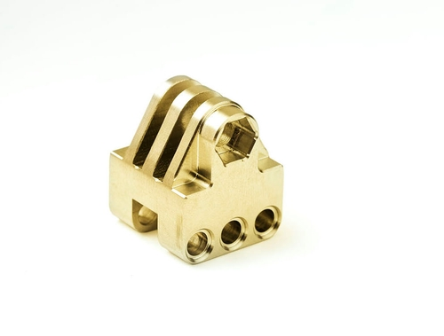 brass cnc machining material