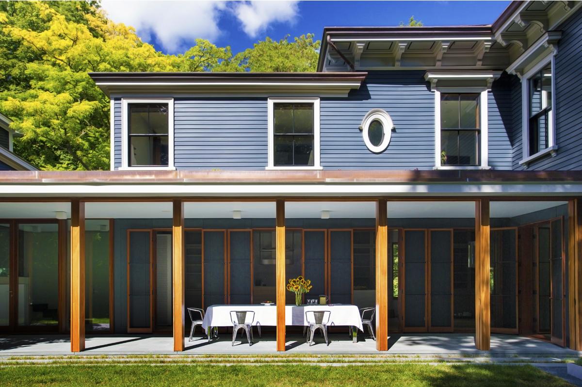 Boston Architects BUTZ + KLUG architecture, Brookline Renovation, Brookline Modern Renovation