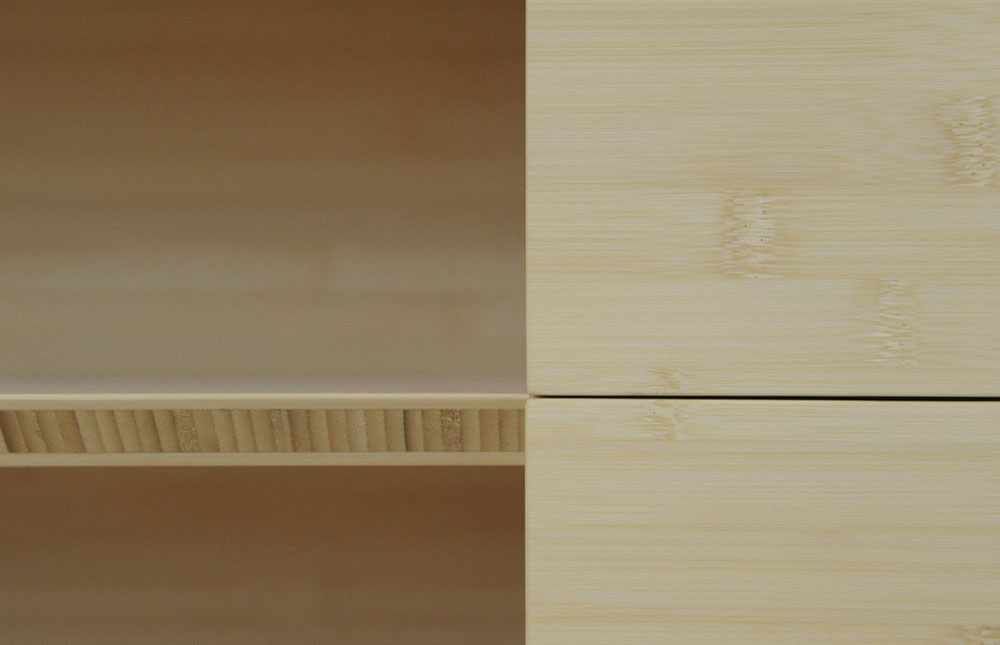 modern furniture detail