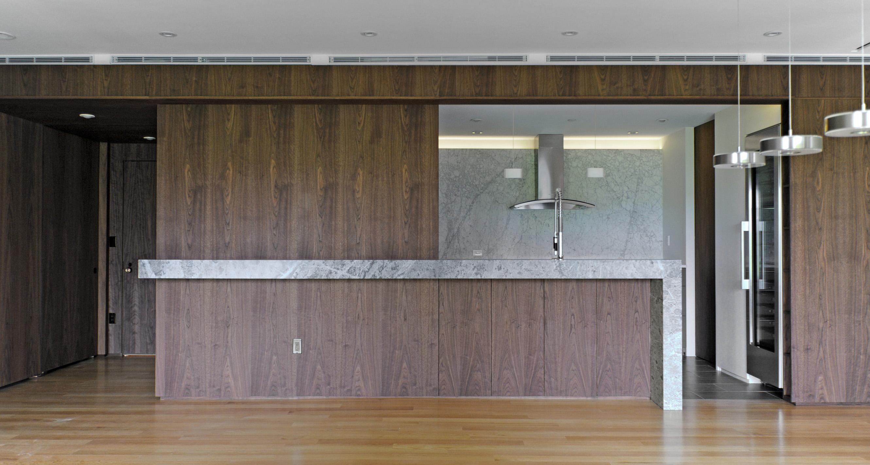 Boston Architects BUTZ + KLUG architecture Contemporary renovation Boston MA Rowes Whrf