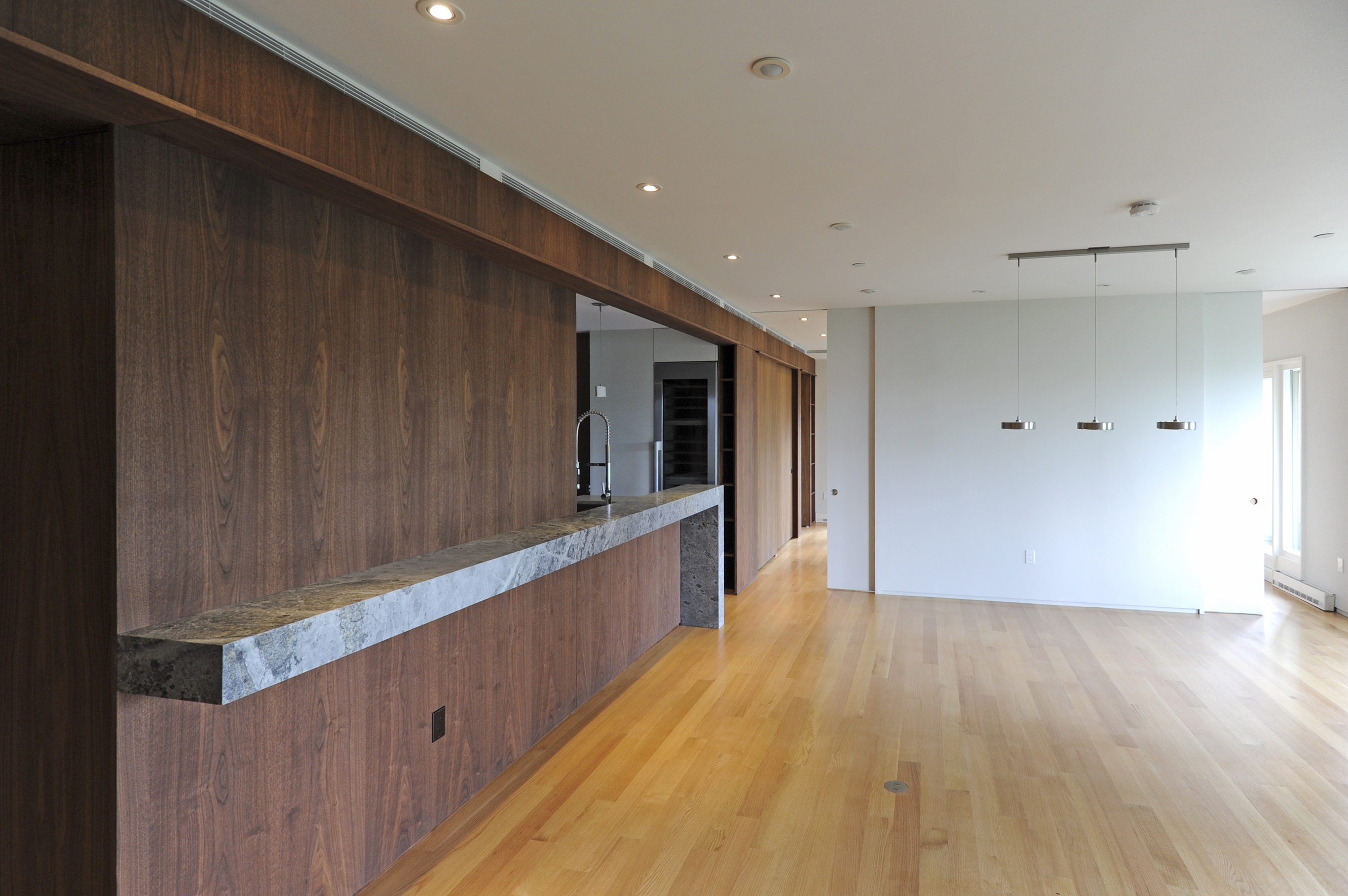 Boston Architects BUTZ + KLUG architecture Contemporary renovation Boston MA Rowes Whrf