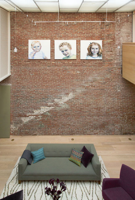 Boston Architects BUTZ + KLUG architecture Beacon Hill Atrium