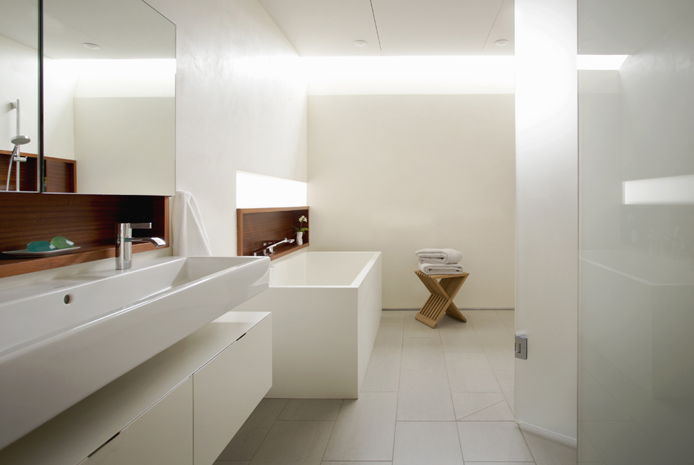 Boston Architects BUTZ + KLUG architecture Beacon Hill Bath