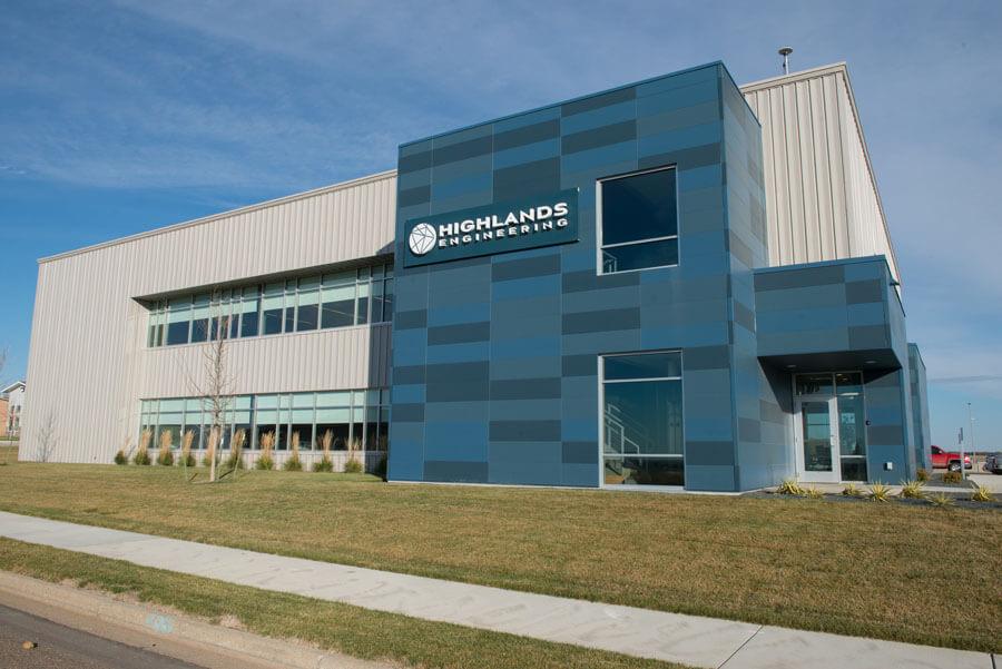 Highland Engineering Office Building