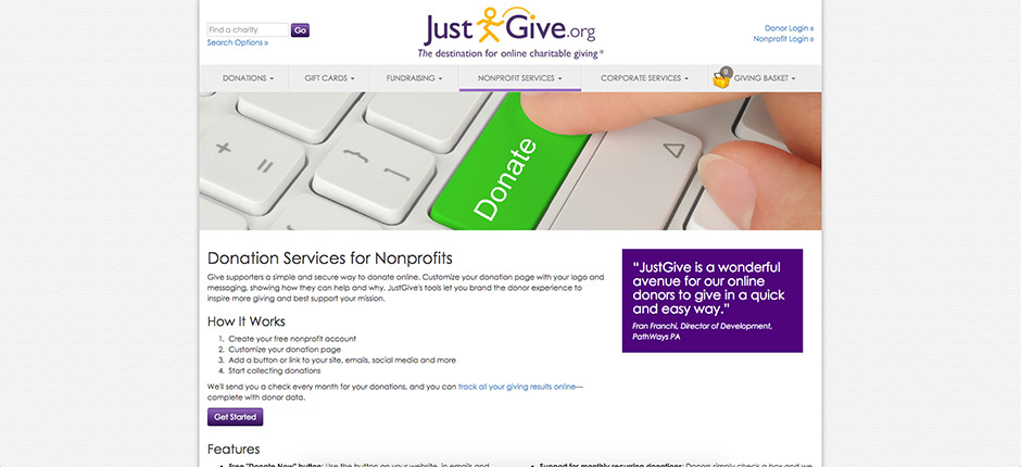 Just Give
