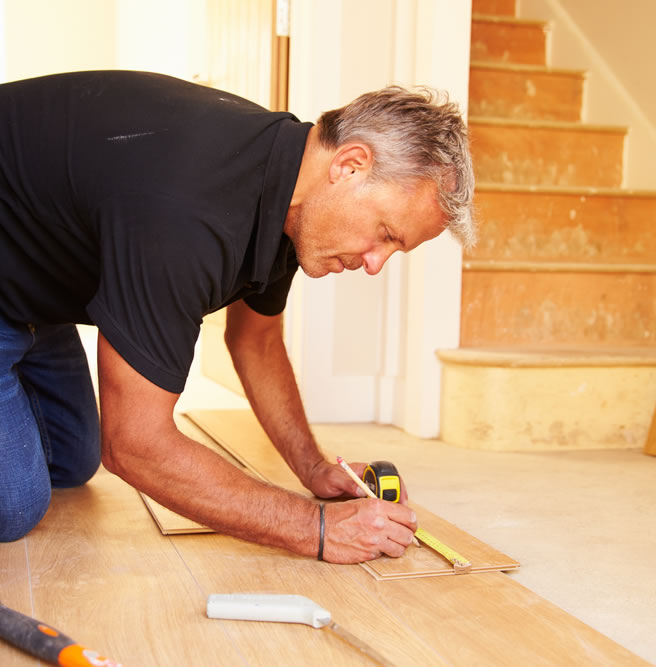 Skilled Flooring Fitters