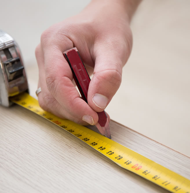 Estimating & Fitting Services