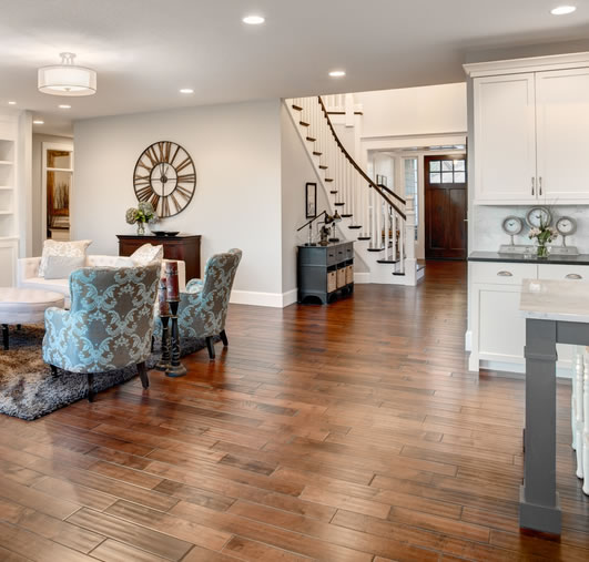 Types of Residential Flooring we Supply & Install (Flooring for the Home)