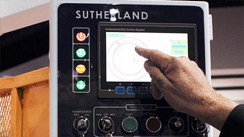 Sutherland I-PRESS Control