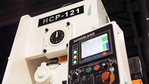 Sutherland HCP 121 Press