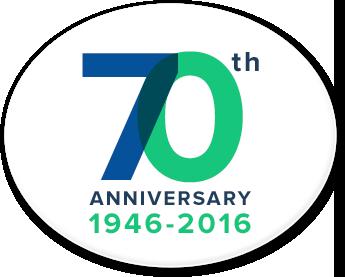 Sutherland 70th Anniversary