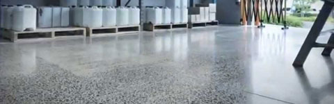 Commercial concrete in Edmonton