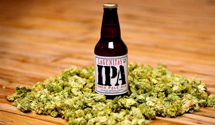 La bière Lagunitas, rachetée par Heineken