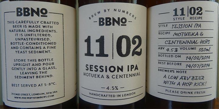 Super Comment décrypter une étiquette de bière ? ZA36