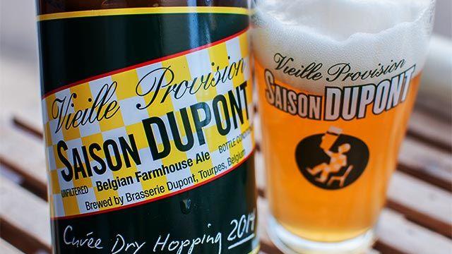 Saison Dupont par la brasserie Dupont