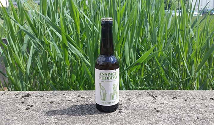 La Pale Ale de chez Anspach & Hobday