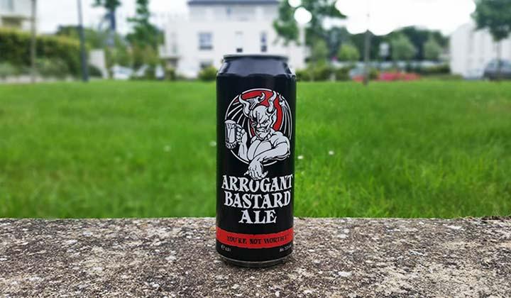 L'Arrogant Bastard Ale, une bière de caractère de chez Stone