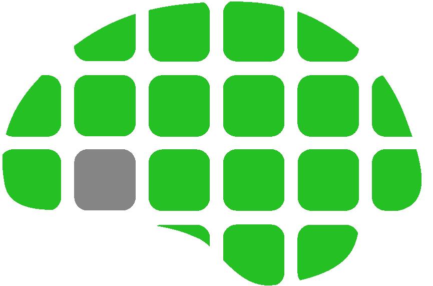 adMind logo brain only