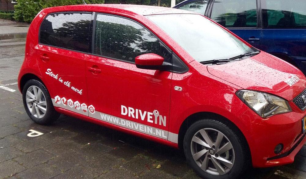 Nieuwe DriveMI auto's beschikbaar op uw DriveIn locatie