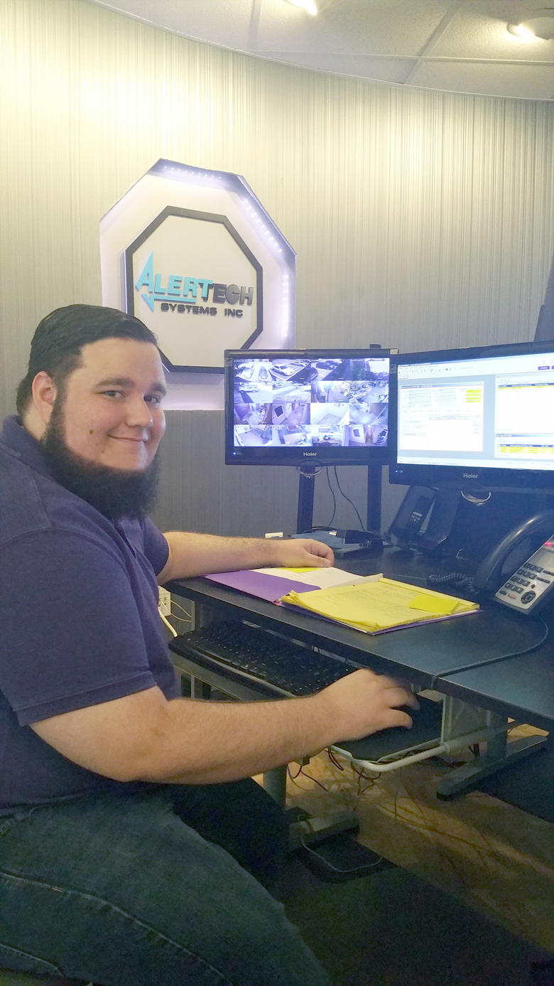 Seth Davis AlertCentral Operator