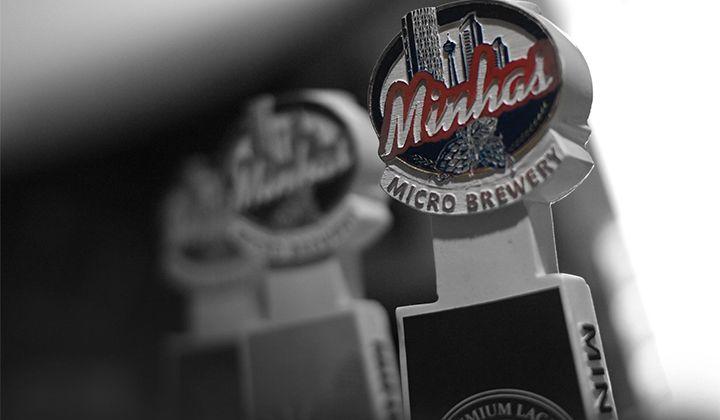 Brasserie Minhas Craft Brewery
