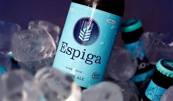 Bière sans gluten de la brasserie Espiga