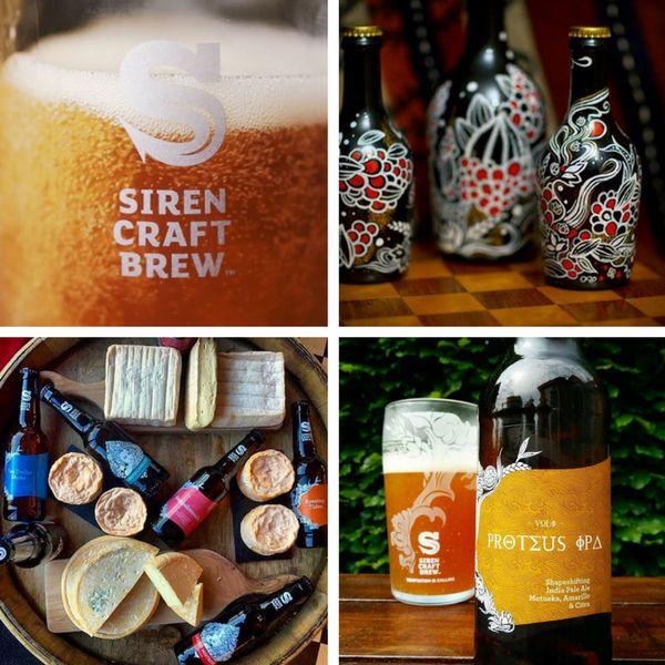 Photos Instagram de Siren Craft