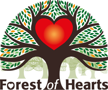 The Heart of England Forest logo