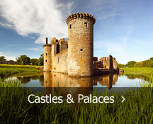 Caerlaverock Castle, Queensberry Bay, south of Dumfries, Scotland