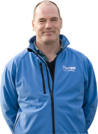 Gordon Adam of Drumscot - Private Guided Tours of Scotland