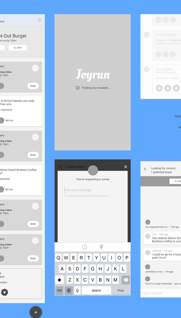 Joyrun Mobile App