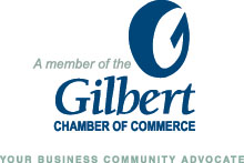 Gilbert, AZ Chamber of Commerce Member