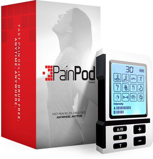 PainPod 3 - painpod-medical-device-physiotherapy