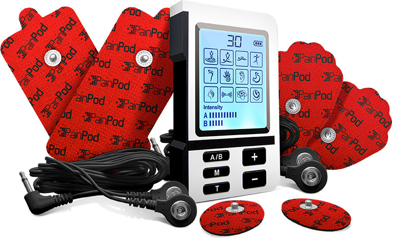 PainPod 3 - portable EMS/TENS machine Australia - PainPod Aus