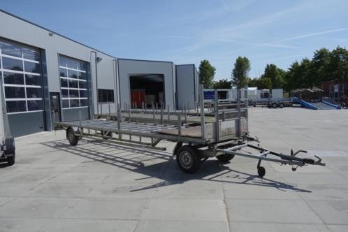 Schamelwagen / buizenwagen  8 meter